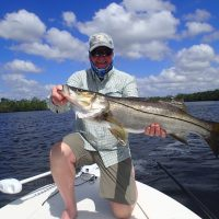 JANUARY/FEBRUARY EVERGLADES FISH REPORT