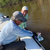 March/April Everglades Fish Report