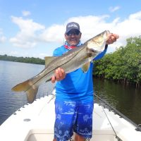 February/March Everglades Fish Report